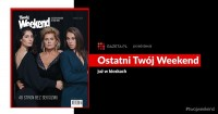 GAZETA.PL RELEASES THE LAST ISSUE OF TWÓJ WEEKEND (YOUR WEEKEND) TO CELEBRATE WOMEN