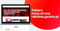 DIALOGUE WITH USERS VIA A NEW SITE OF THE ADVERTISING OFFICE  OF GAZETA.PL